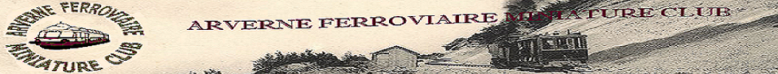 Arverne Ferroviaire Miniature Club